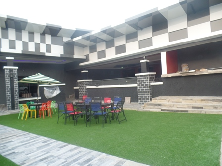 LEGEND HOTEL, THOMAS ESTATE, AJAH , LAGOS.