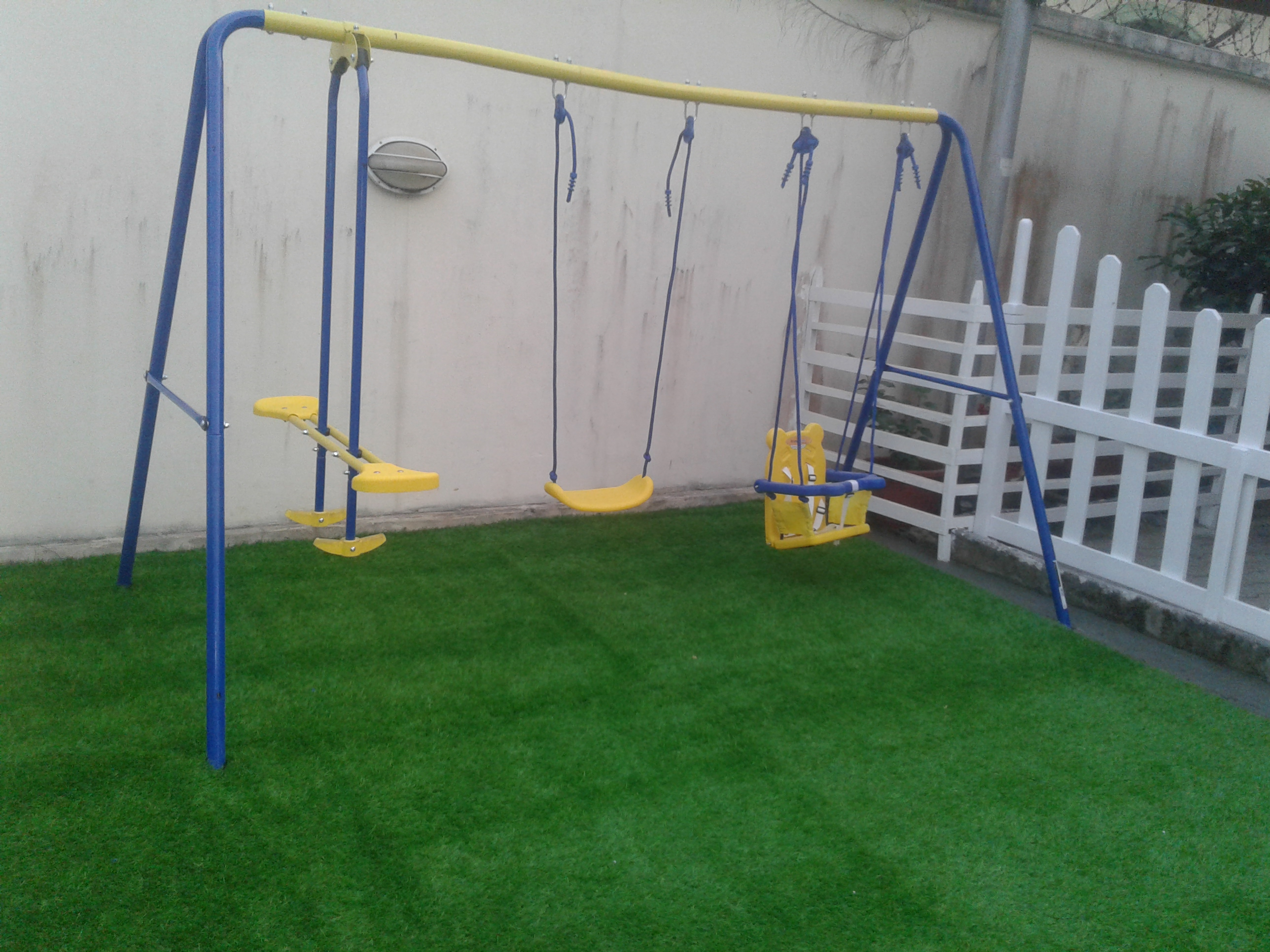 RESIDENTIAL PLAY AREA, VICTORIA GARDEN CITY