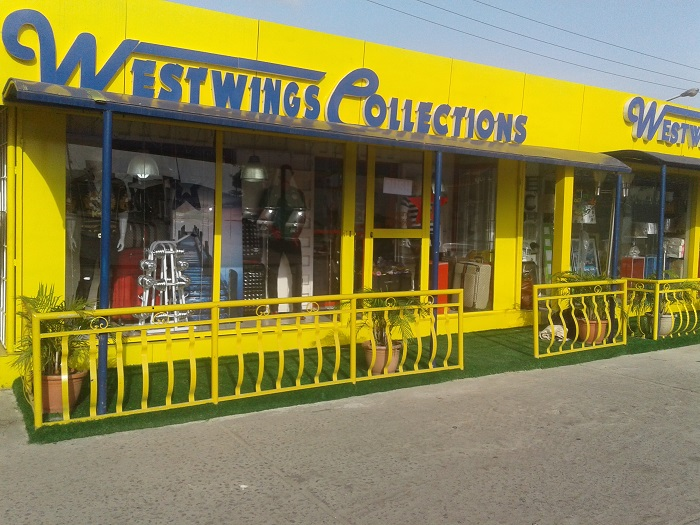 WEST WINGS COLLECTIONS, ABRAHAM ADESANYA, LAGOS.